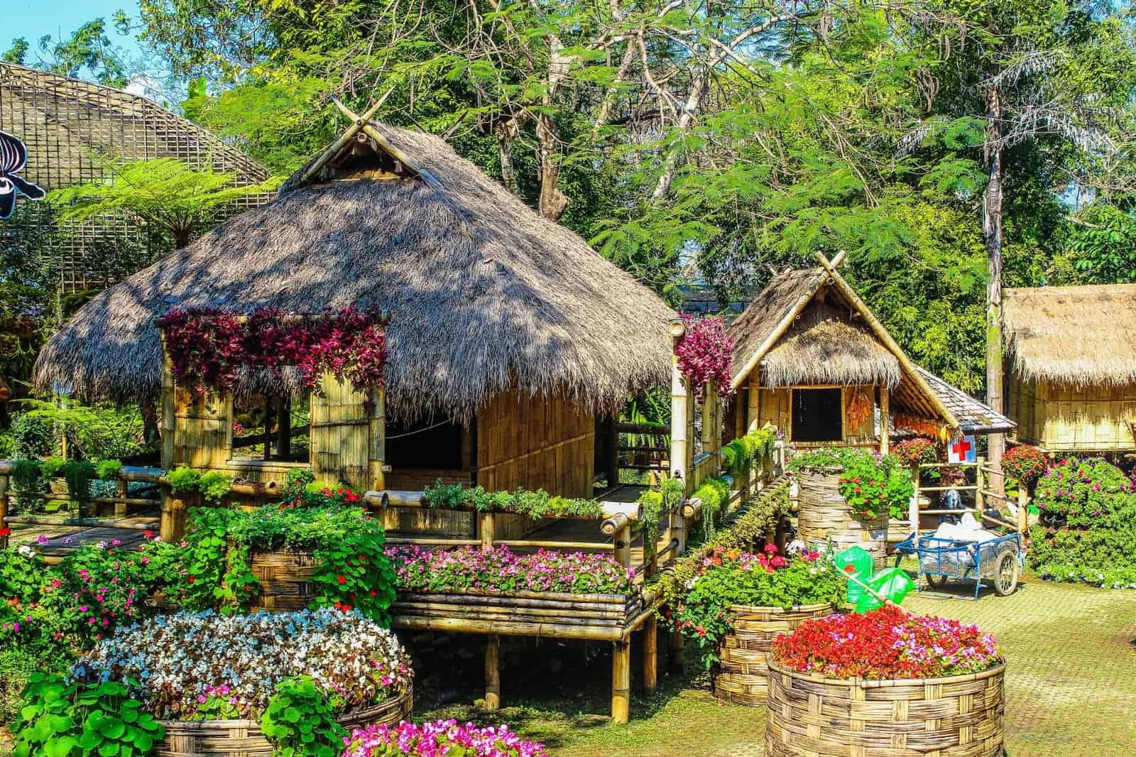Where to stay in Pai Thailand