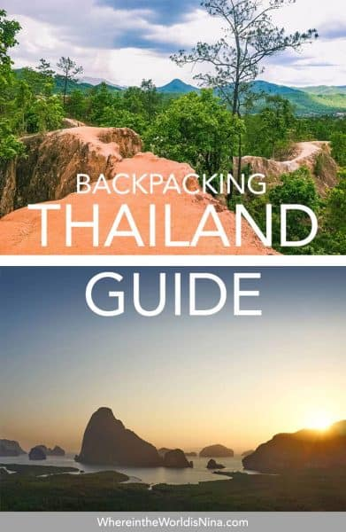 Backpacking Thailand: The Only Guide You Need to Prep for Your Trip