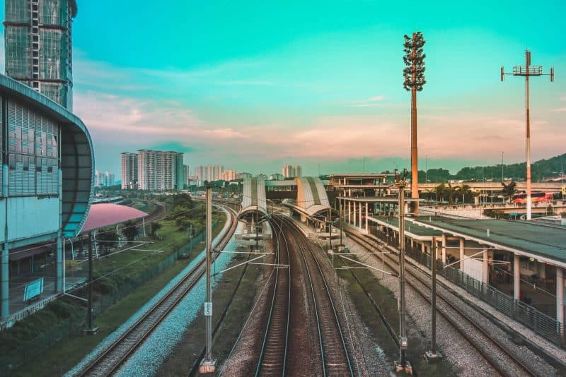 bandar tasik selatan Kuala Lumpur Malaysia