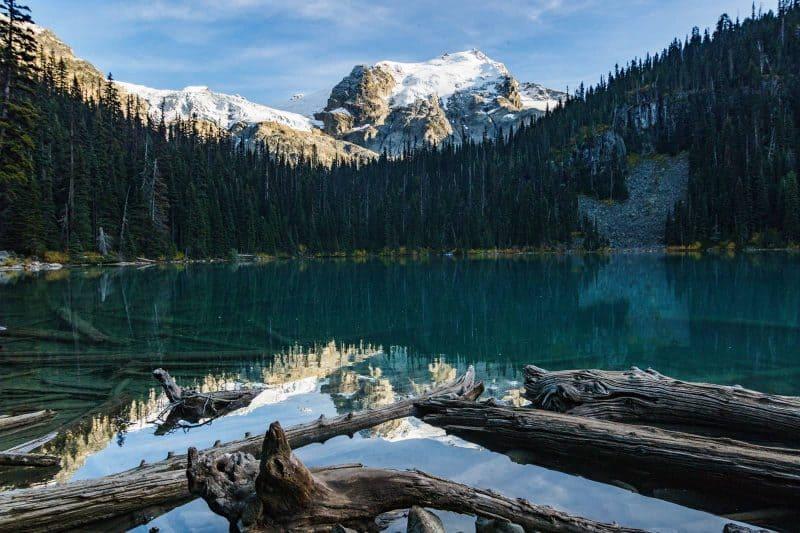 joffre lakes Vancouver
