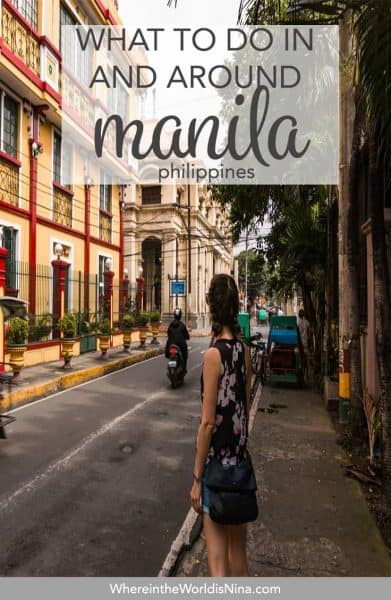 13+ Day Trips & Tours in Manila, Philippines (Intramurous Tours & Hikes!)