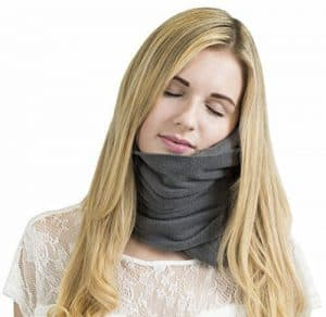 neck support pillow - travel accessory