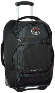 osprej sojourner backpack