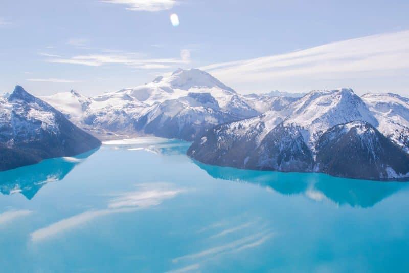 panorama ridge garibaldi provincial park bc