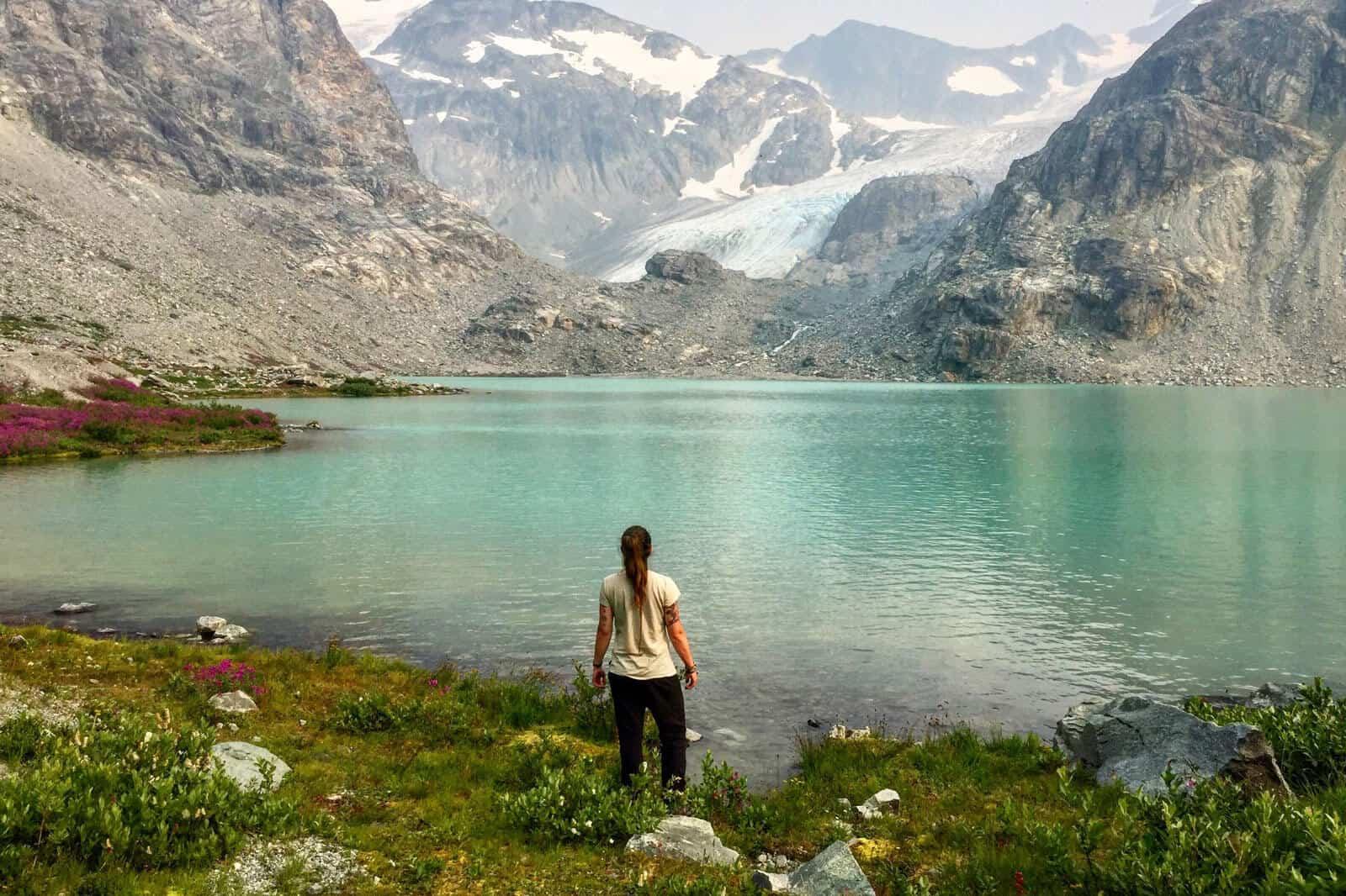 Wedgemount lake Vancouver hikes