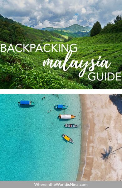 A Guide to Backpacking Malaysia: Itinerary, Tips, + Costs