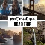 Best West Coast USA Road Trip