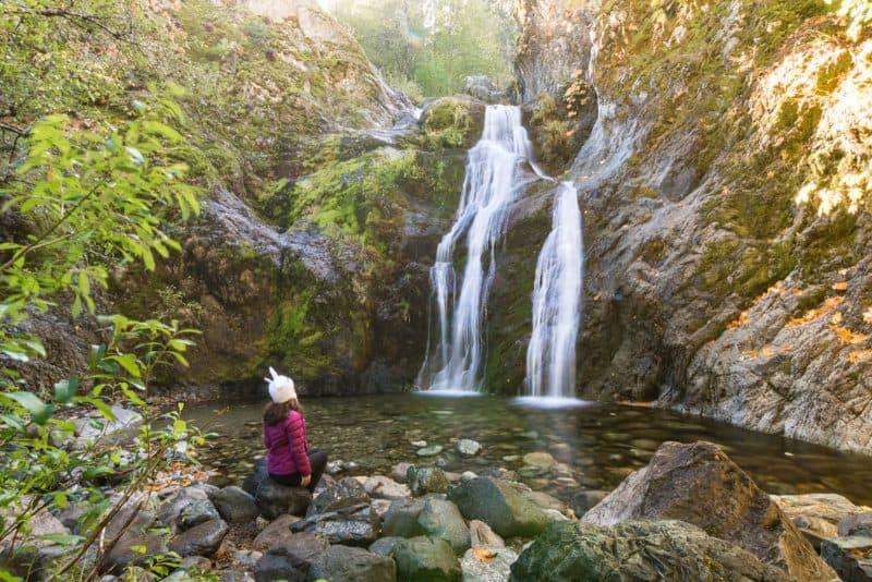 Faery falls hike