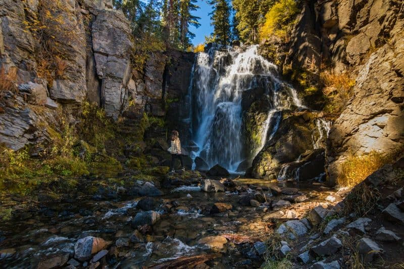 Kings Creek falls