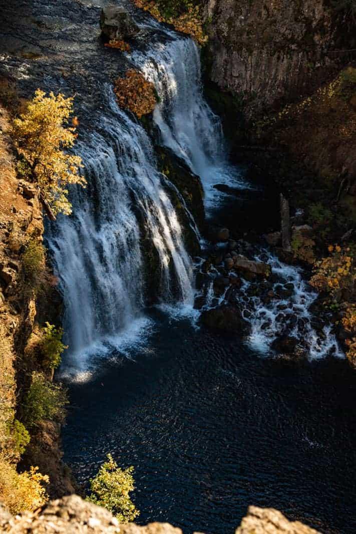 McCloud Falls California