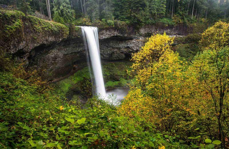 Silver falls state park Sublimity Oregon