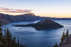 Volcanic Legacy Scenic Byway is a scenic American road trip that runs through California and Oregon.