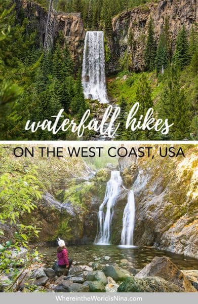 26 Incredible Waterfall Hikes on the West Coast, USA