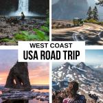Two Week West Coast USA Road Trip