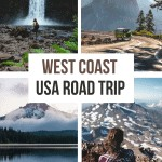 West Coast US Road Trip