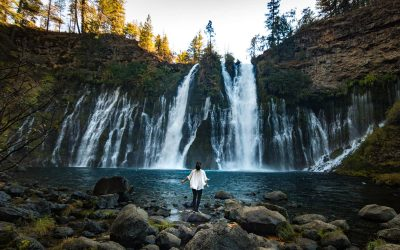 27 Incredible Waterfall Hikes on the West Coast, USA