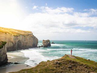 4 Easy But Beautiful Walks Around Dunedin, New Zealand