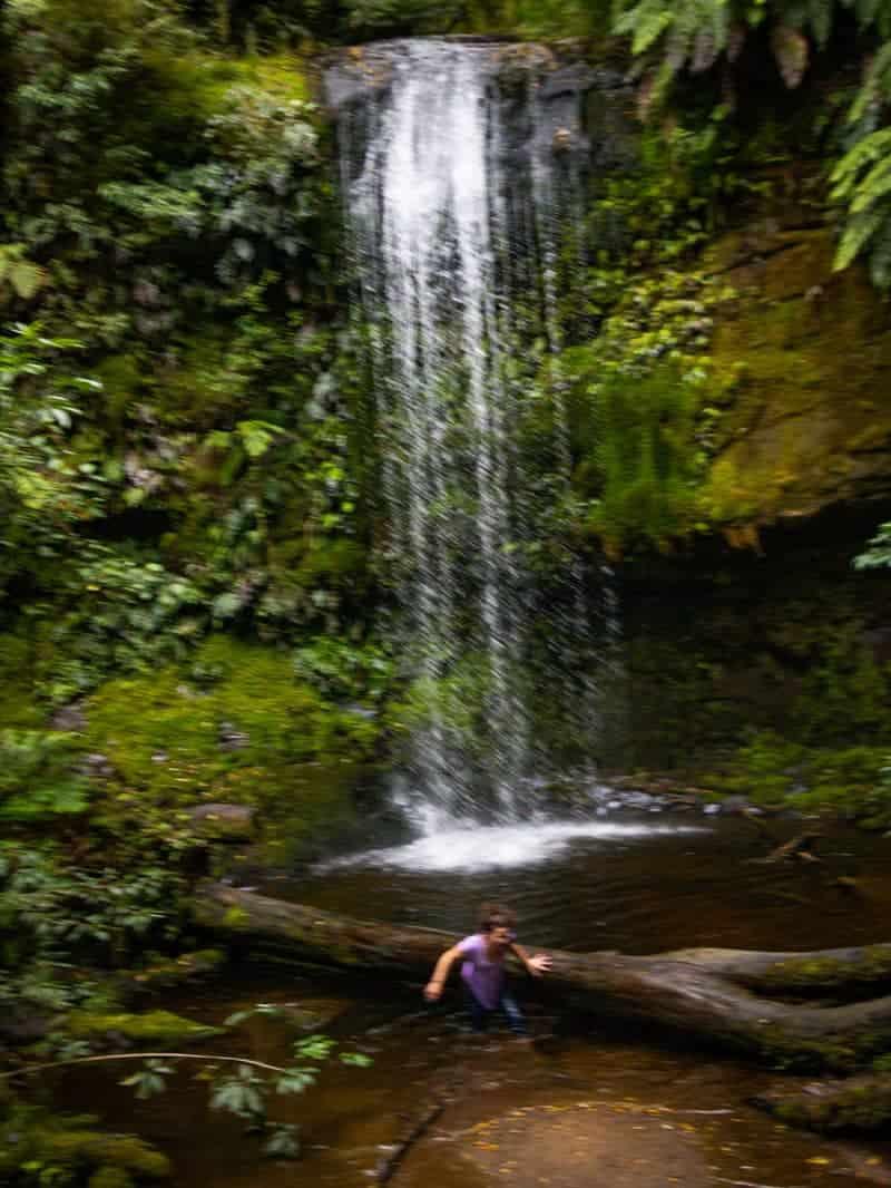 Koropuku falls
