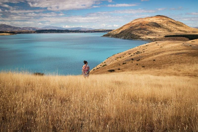 Lake Tekapo Peninsula Hike