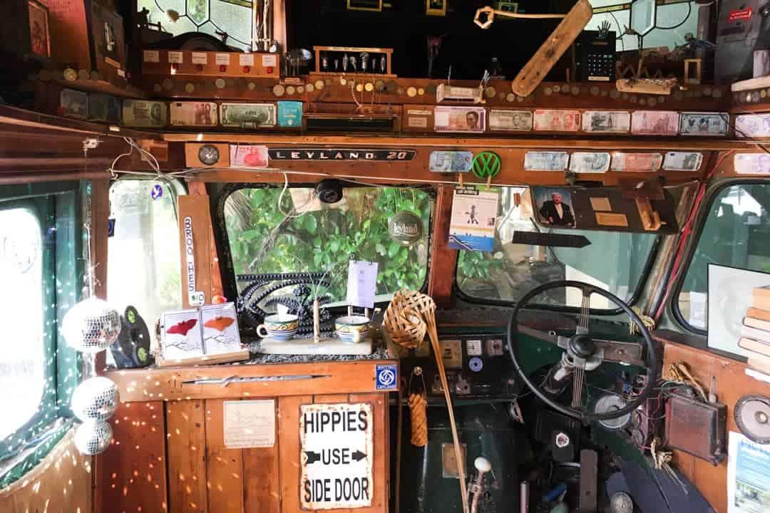 Lost gypsy van