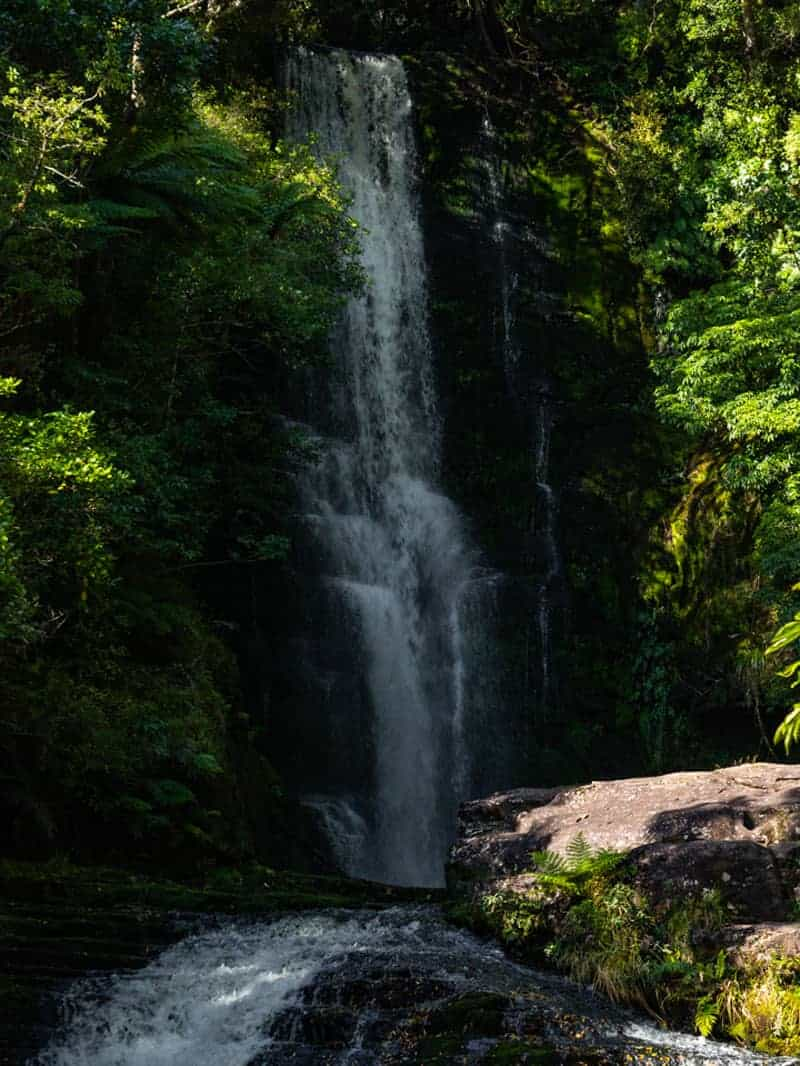 McLean Falls is an adventurous thing to do in South Island.
