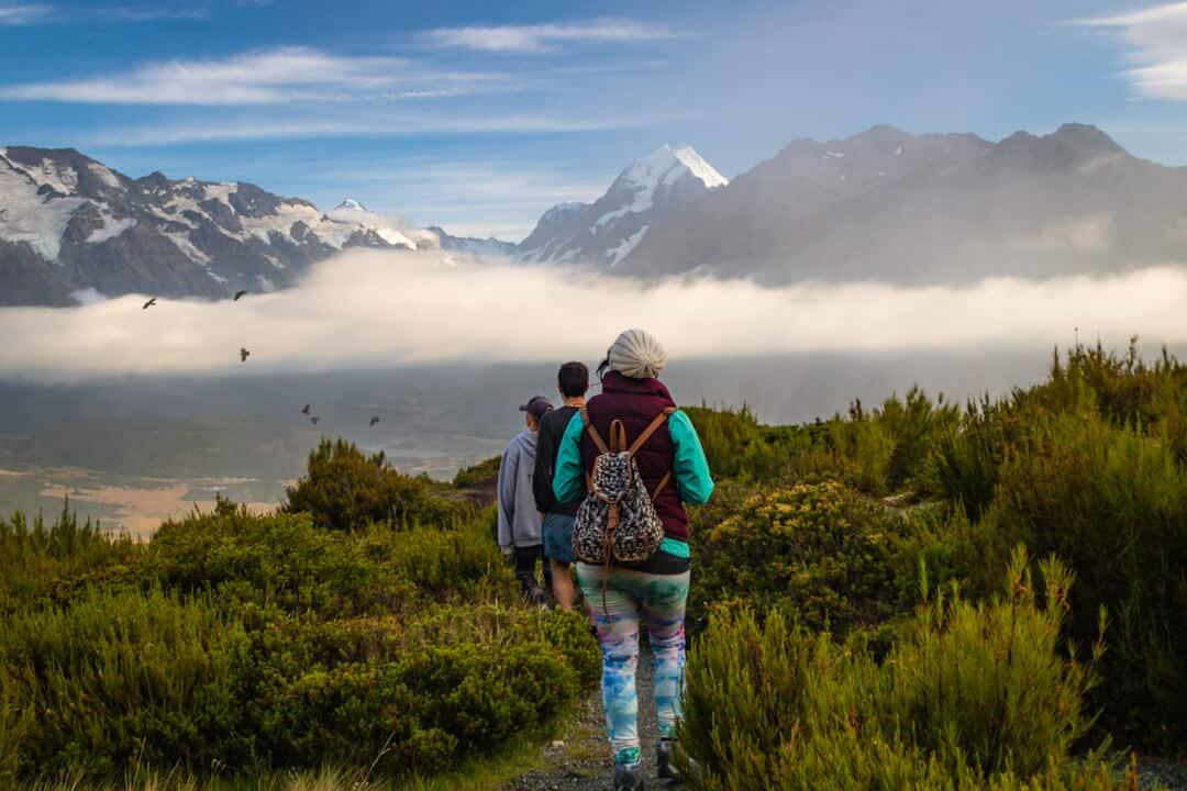 Mount Cook National Park
