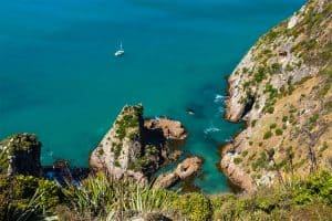 Nugget Point is an iconic place to visit in South Island.