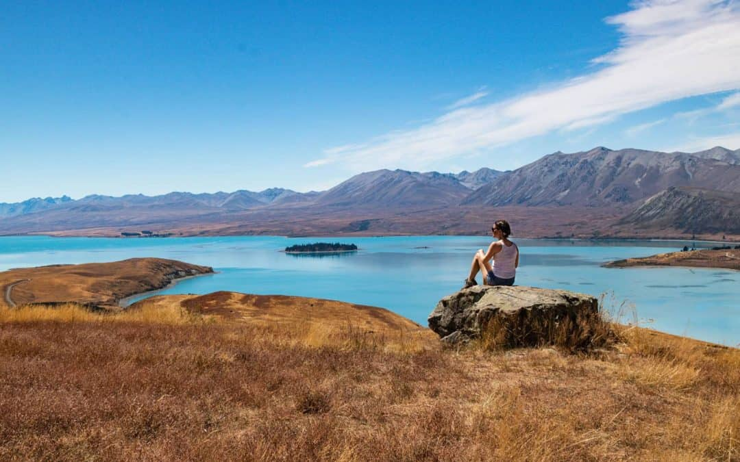 An Adventurer's Guide to Exploring Lake Tekapo, New Zealand