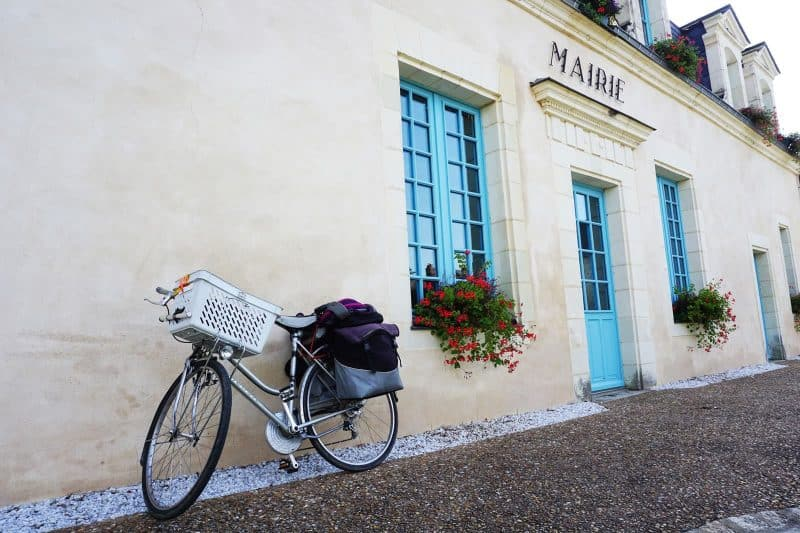 Cycling across France
