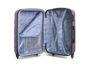 dukap rodez lightweight hardside spinner hard luggage