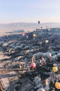 Kapadokya Goreme Turkey