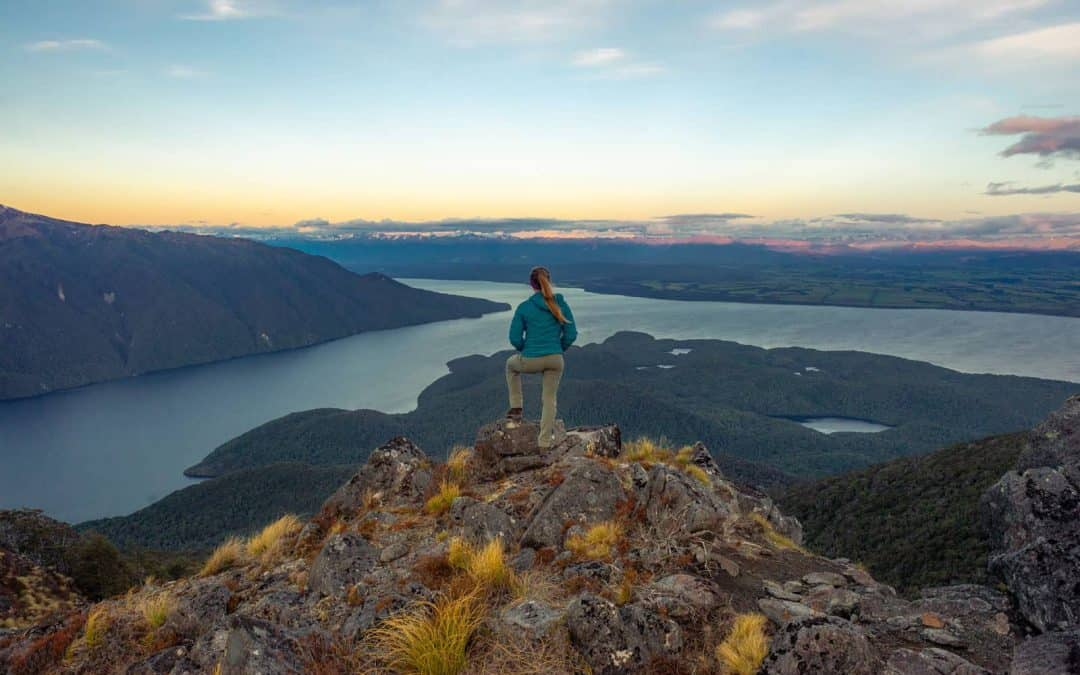 A Guide to Hiking The Kepler Track in Fiordland National Park, New Zealand