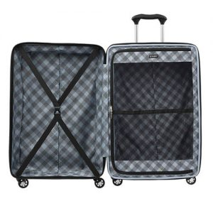 maxlite expandable hardside luggage