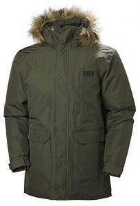 Helly Hansen Winter Parka travel jacket for men