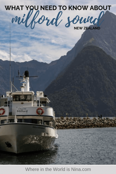 5 Things to Know about Milford Sound, How to See It and Is It Worth It?