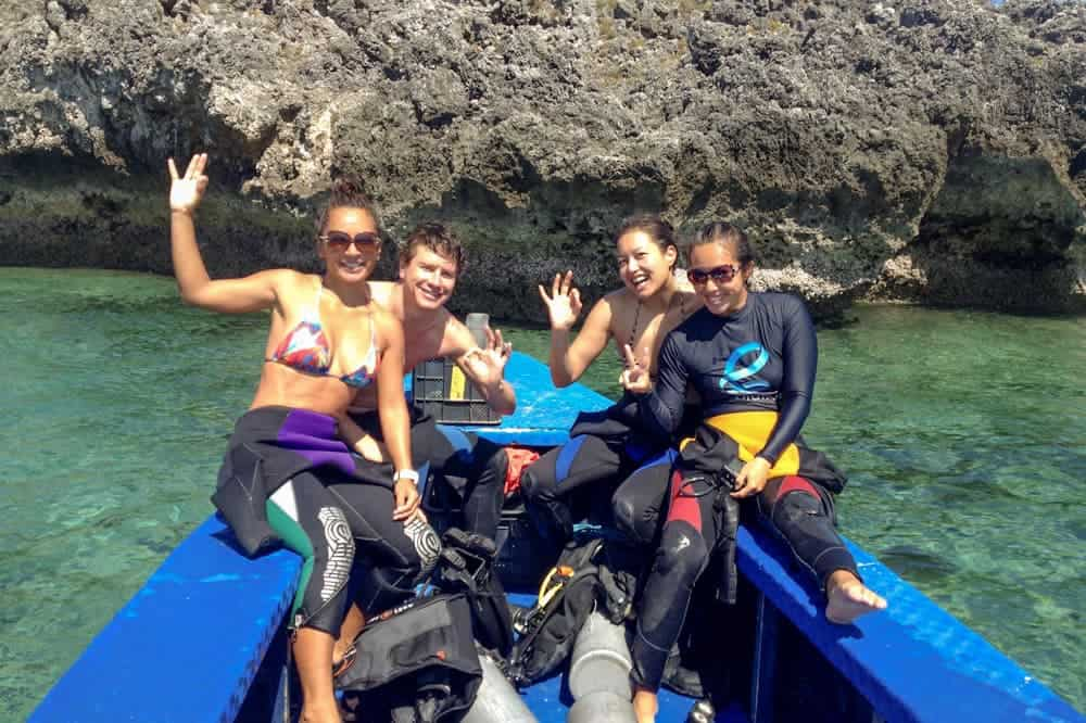 How to Be a Scuba Diving Instructor Abroad | Where in the