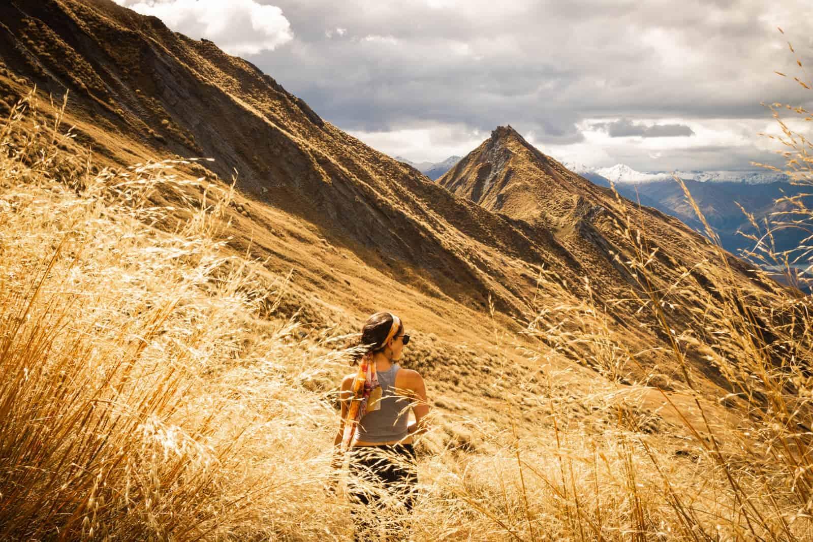 Roy's Peak hike