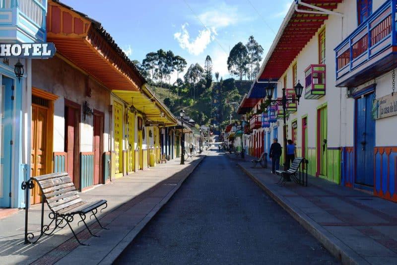 Salento Quindio Colombia