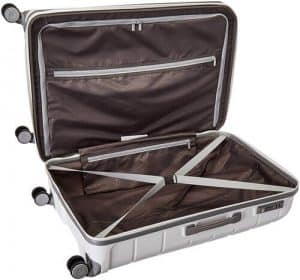 samsonite freeform handside spinner luggage