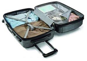 samsonite luggage winfield 2 fashion hs spinner 20 luggage