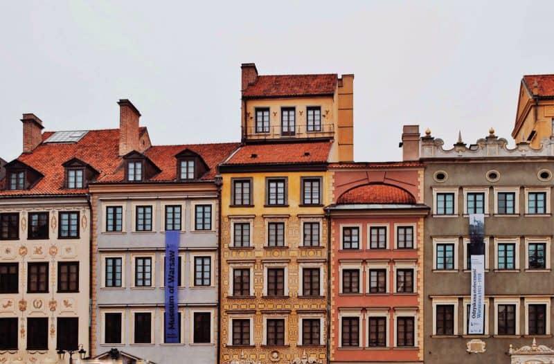 Stare Miasto Warsaw Poland