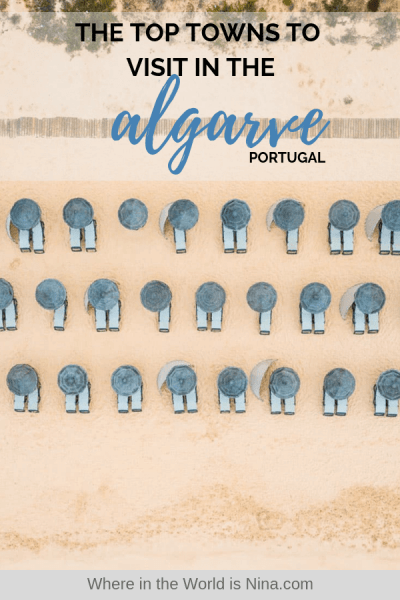Best Towns in The Algarve and Where to Stay