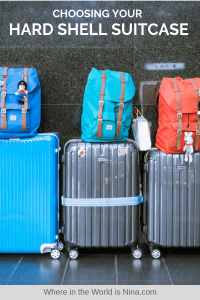 Choosing the Best Hard Shell Luggage for Your Trip