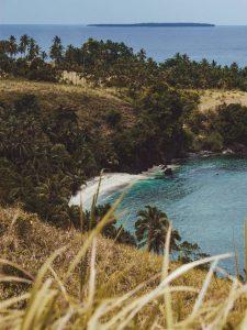 Daku island general luna, Philippines