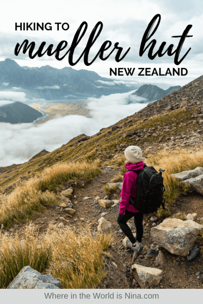 A Guide to Hiking the Mueller Hut Track & What to Pack