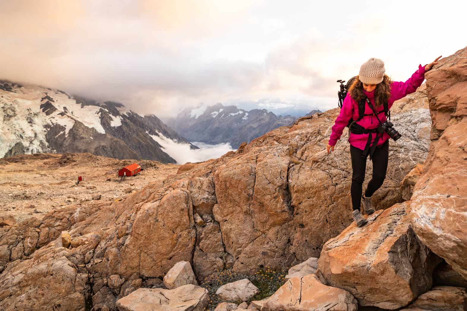 A Guide to Hiking the Mueller Hut Track & What to Pack (New Zealand)