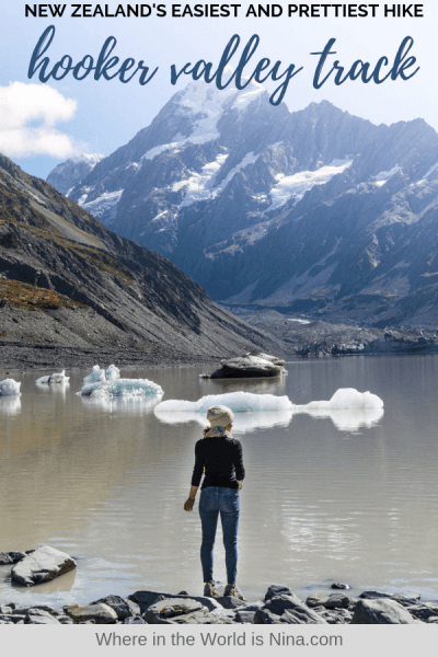 Hooker Valley Track: The Easiest & Most Beautiful Hike in Mount Cook NP