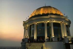 Lebua state tower hotel Bangkok