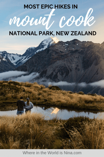 5 Epic Hikes in Mount Cook National Park That Are TOTALLY Worth It