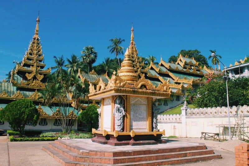 Myanmar architecture